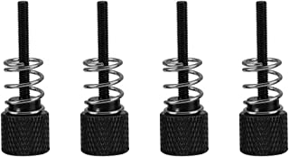 ruiruiNIE 8 Piezas Tornillos Mezclados M3x 6mm 30mm Accesorios de radiador de refrigeraci/ón por Agua Negro