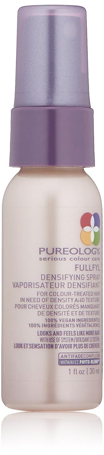 酸懐デコードするPureology Fullfyl緻密化スプレー、1液量オンス 1.0 fl。オンス