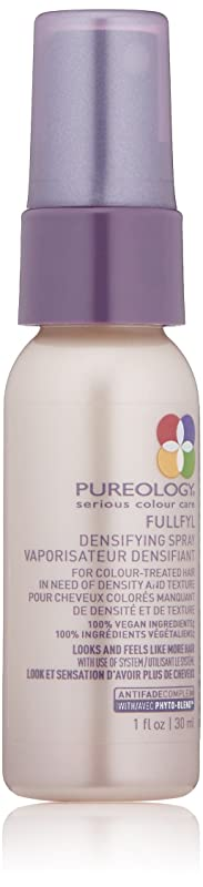 発送ベッツィトロットウッド摂動Pureology Fullfyl緻密化スプレー、1液量オンス 1.0 fl。オンス