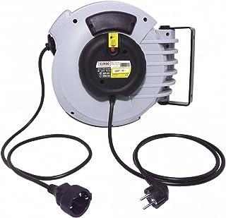 ELMAG Kabelaufroller automatisch Profi 230/18 H05VV-F 3G1.5 Länge 18 m IP20, 1 Stück,42171