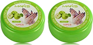 Mars Nail Polish Remover Tissue Paper 32 Pads (Assort Flaver) Buy 1 Get 1 Free With Kajal
