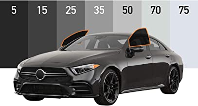 MotoShield Pro – Premium Precut Ceramic Window Tint for All Vehicles (Superior Heat..