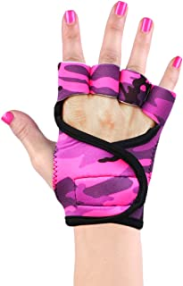 Womens Workout Gloves   Military Collection   Best Gloves Grip Exercise Fitness Weightlifting