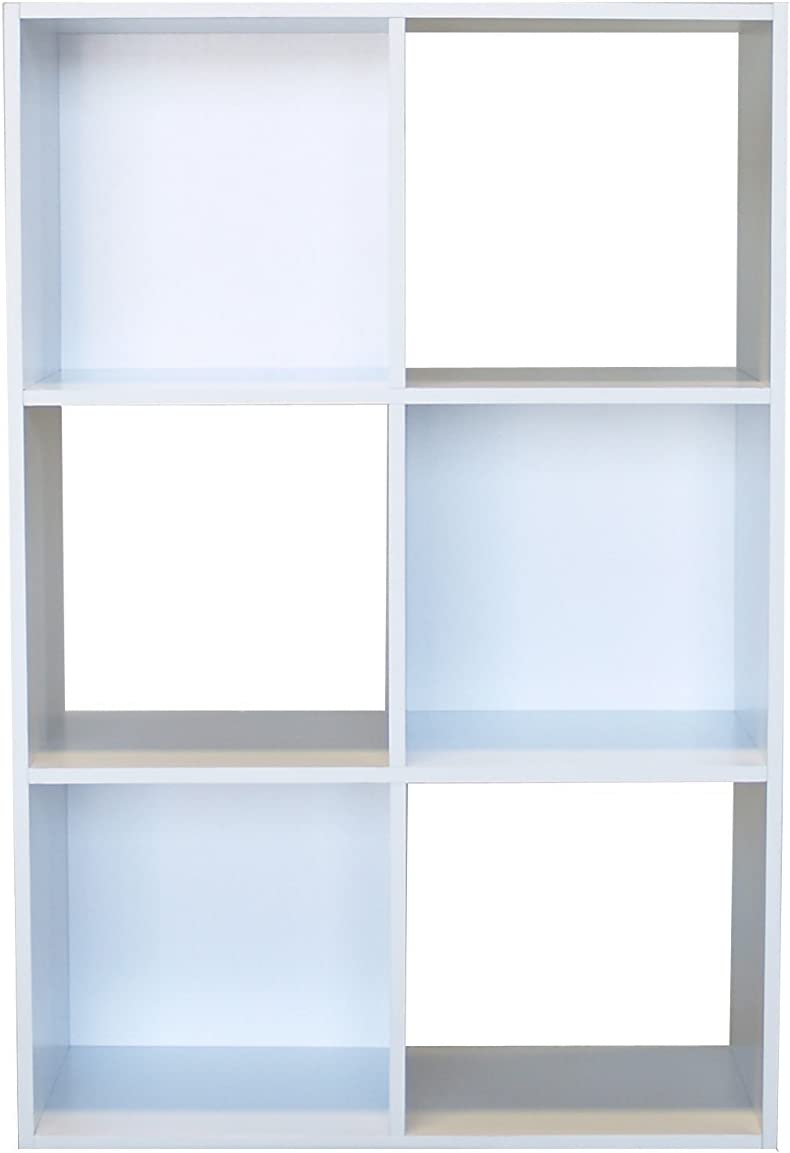 Proman Products All items in the store Free Shipping Cheap Bargain Gift 6-Cell White Cabinet