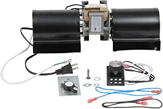 P-Tech GFK-160 GFK-160A Fireplace Blower Fan Kit for Heat & Glo Quadra-Fire Fireplaces