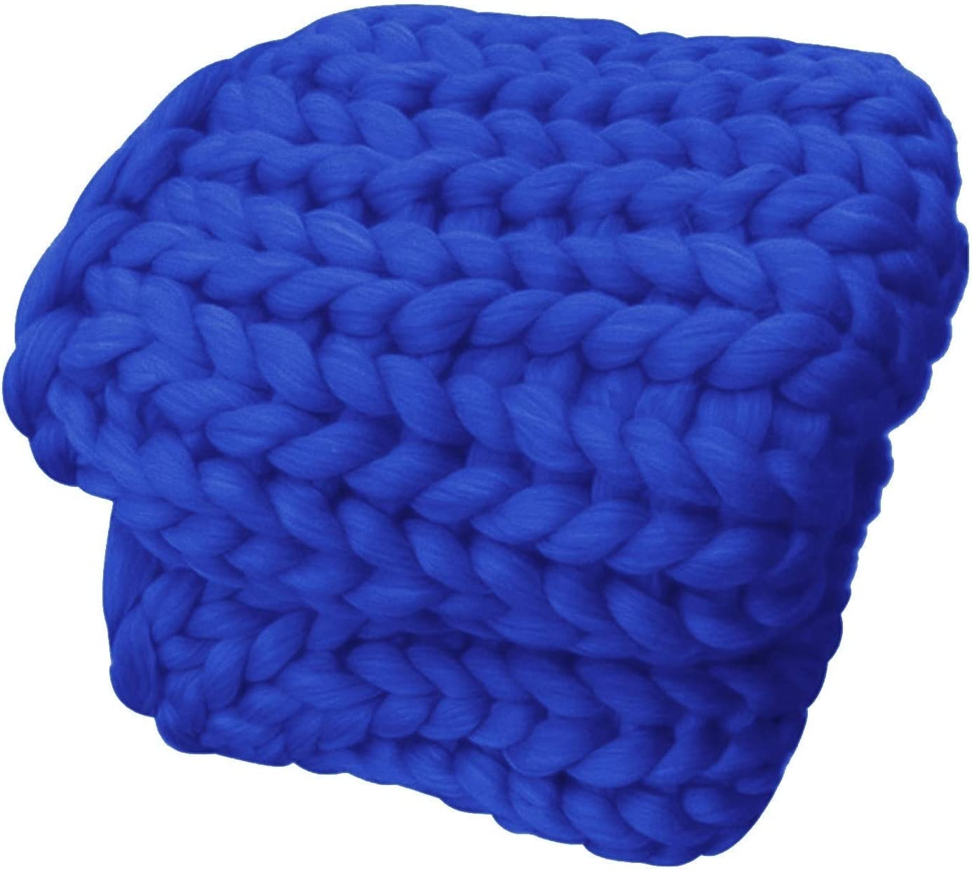 MZP Atlanta Mall Chunky Knit Blanket for Super Bla Soft Arlington Mall Bed Throw
