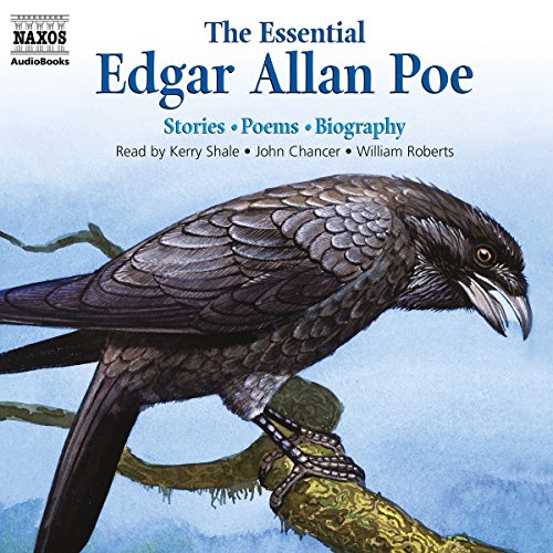 『The Essential Edgar Allan Poe』のカバーアート