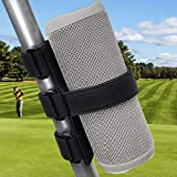 Upgraded Portable Speaker Mount for Golf Cart Railing Bike,TOOVREN Wireless Bluetooth Speakers/Water Bottle Holder Adjustable Strap fit Most Speaker,Golf Cart Accessories Applicable to Rail/Cross bar