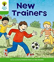 Oxford Reading Tree: Level 2: Stories: New Trainers