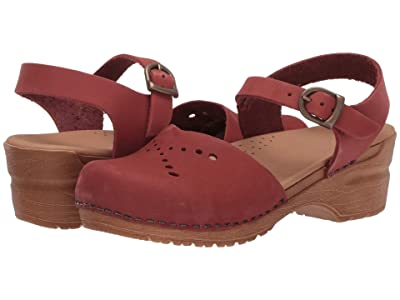 Sanita Crawford (Dark Red) Women