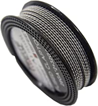Clapton 26GA+30GA FLAT Resistance Wire 15Feet/ 5 Meters for Household Use