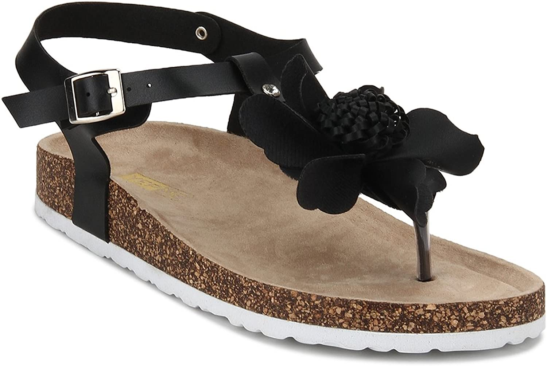 Yepme Women's Sandals - Black
