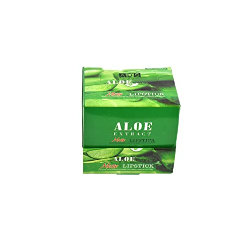 ADS Aloe Multi Color Lipstick Set Of 12