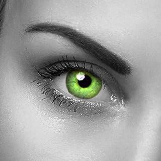 4092bfc507 Eye-Effect - Lentillas de colores, sensación natural, incluye un  recipiente