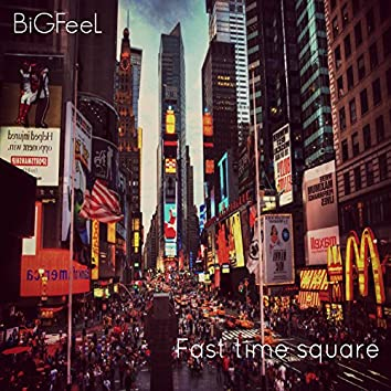 Ambient Music: Fast Time Square