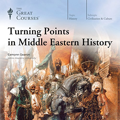 Turning Points in Middle Eastern History Titelbild