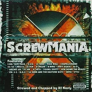 Screwmania by Slim Thug (2013-05-03)