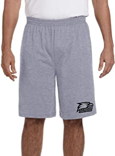 J2 Sport NCAA Men's Jersey Short with Pocket