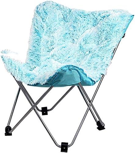 Chaise de Camping La Chaise Pliante de Loisirs, Chaise extérieure portative de Chaise de Sofa avec Le Sac de Transport pour la Maison Bureau activités de Plein air Camping Plage