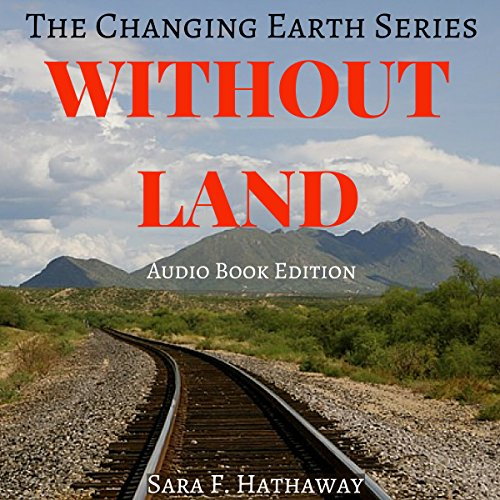 Without Land audiobook cover art