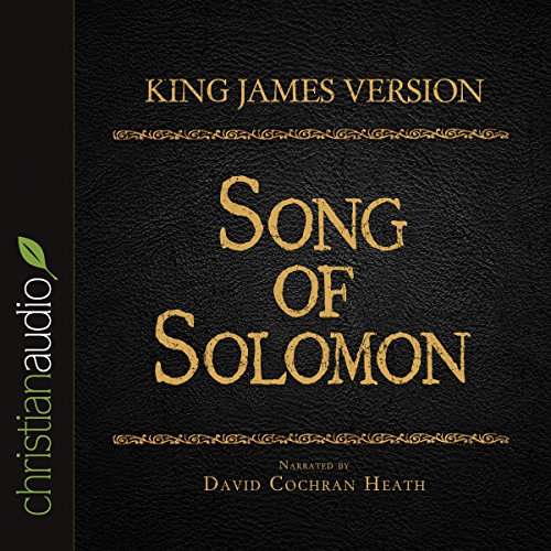 Holy Bible in Audio - King James Version: Song of Solomon audiobook cover art