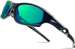 Kids Polarized Sunglasses Sports for Boys Girls Children...