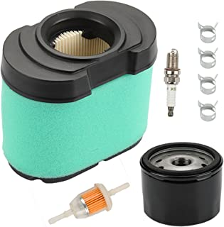 Harbot 792105 Air Filter for John Deere LA165 D160 Briggs and Stratton 4163205 4163206 5405H 407777 40G777 40H777 Troy-Bilt TB2454 TB2654 Craftsman YT4000 YT4500 GT5000 GT5600 Lawn Mower