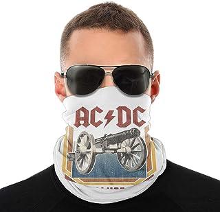 Acdc Rock Band New-Variety Square Scarf, Headscarf, Magic Headband, Multifunctional Face Mask Headscarf