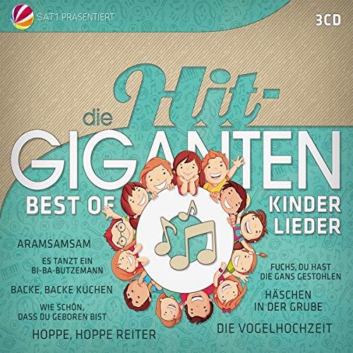 Die Hit Giganten Best of Kinderlieder