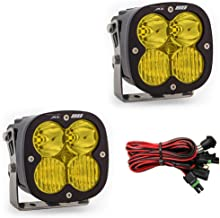 product image for Baja Designs 67-77813 Amber XL80 Pair Driving/Combo,1 Pack