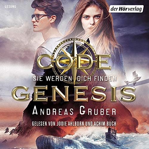 Sie werden dich finden     Code Genesis 1              By:                                                                                                                                 Andreas Gruber                               Narrated by:                                                                                                                                 Achim Buch,                                                                                        Jodie Ahlborn                      Length: 7 hrs and 3 mins     Not rated yet     Overall 0.0
