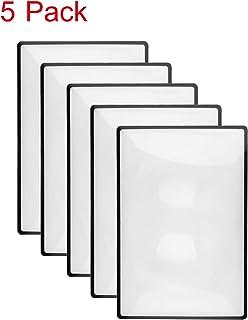 Gowind6/carta di credito 3/x lente di ingrandimento lente di Fresnel lente 10/pz