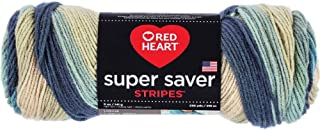 Red Heart Yarn Super Saver Sutherland, Multicoloured, One Size