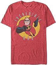 Disney Pixar The Incredibles Incredible Dad T-Shirt
