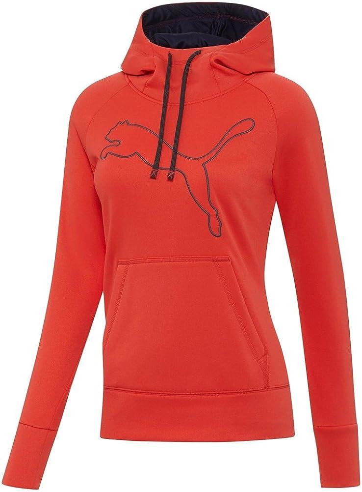 PUMA Women's Poly Fleece outlet Phoenix Mall Hoodie