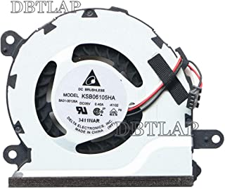 DBTLAP Laptop CPU Fan Compatible for Samsung NP350V5A NP355E5X NP3445VC NP3440EC NP3445VX CPU Cooling Fan
