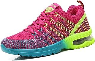 Women's Athletic Sport Running Shoes Non Slip Gym...