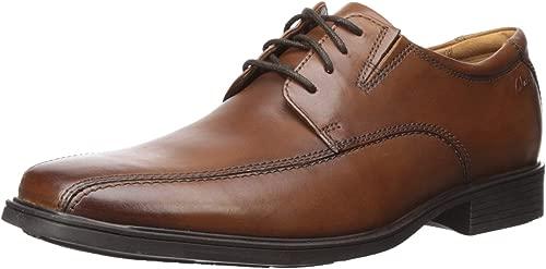 Herren Tilden Walk, Dark Tan Leather, 39.5 EU