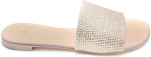 Giuseppe Zanotti Design Damen MCBI36925 Gold Leder Sandalen