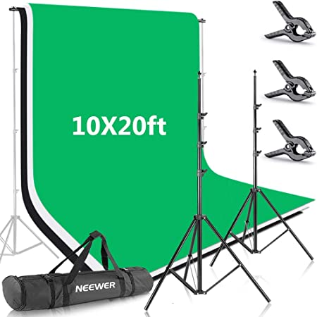 Neewer 8 5 Ft 10 Ft 2 6 M 3 M Hintergrund Kamera