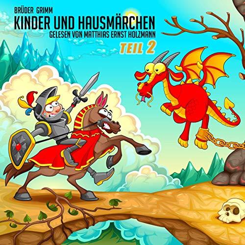 Kinder- und Haus-Märchen, Teil 2 cover art