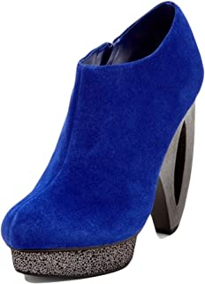 Best electric blue suede boots Reviews
