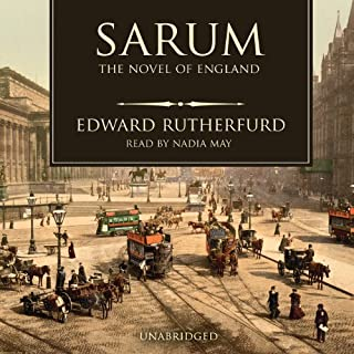 Sarum cover art
