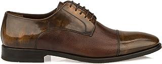Ziya, Kösele Erkek Hakiki Deri Klasik Ayakkabı 10111 028812