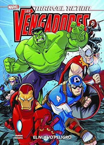 Los Vengadores 1. El nuev