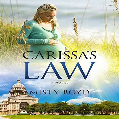 Carissa's Law audiobook cover art