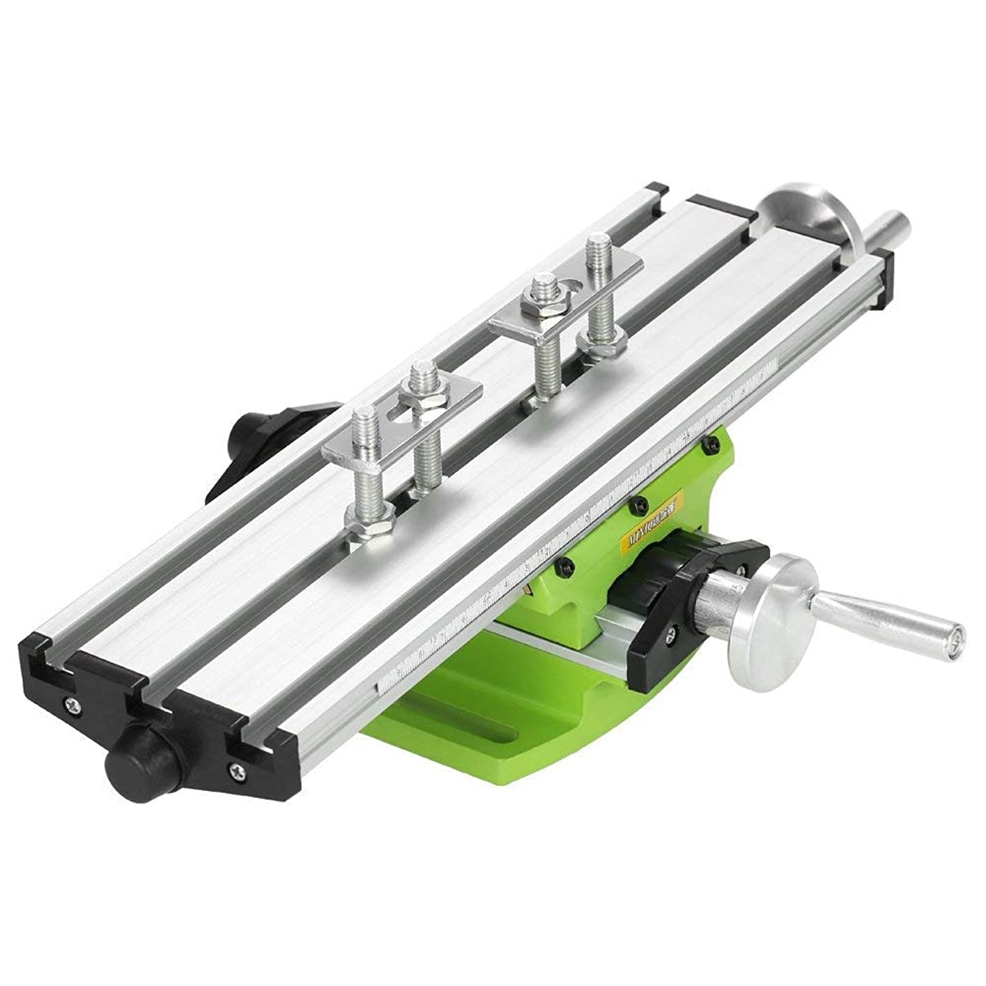 子喪半ば2軸ミリング複合スライドテーブル/ワークテーブルミリングクロスプラットフォームフライス盤複合ドリルスライドテーブルは、ベンチドリル調整に適しています