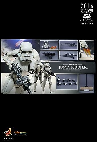 Hot Toys VGM23 - Star Wars - JumpTrooper 1 6 - Officiel