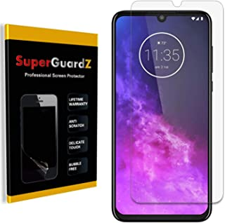 [8-Pack] for Motorola One Zoom Screen Protector, SuperGuardZ, Ultra Clear [Lifetime Replacement]