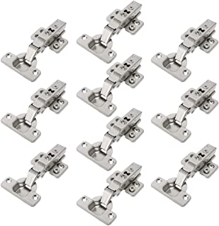 VADANIA Soft Close Hinges, 3D Adjustable, 10-Pack